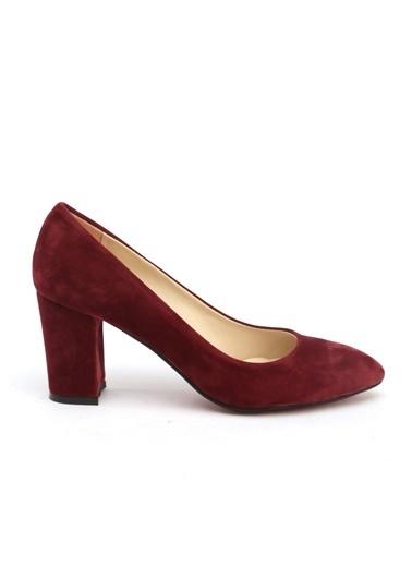 Y-London Ayakkabı Bordo